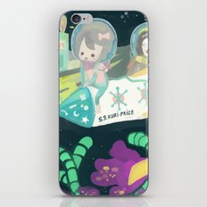 Kuri-prize iPhone & iPod Skin