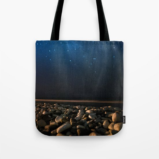Beach nights Tote Bag