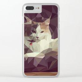 Kitty Ny Clear iPhone Case