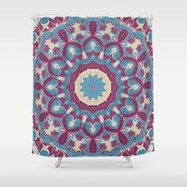 2 Persian carpet Shower Curtain