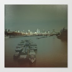 Light Up London. Canvas Print