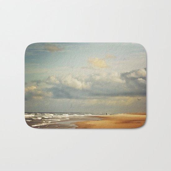 my dream beach Bath Mat