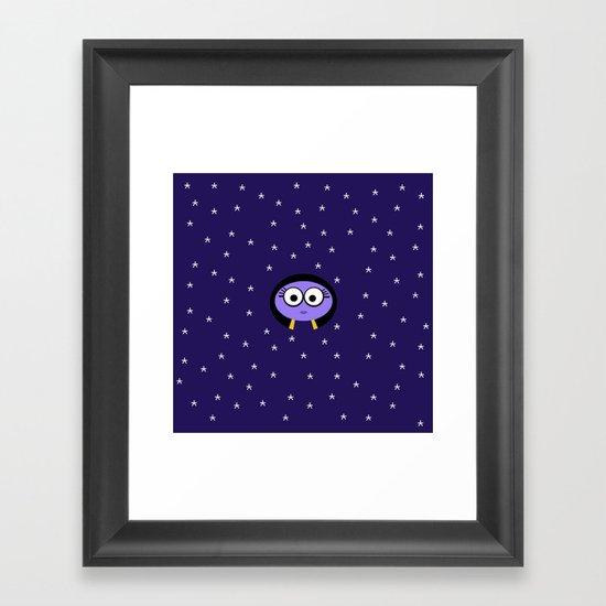 Nut Framed Art Print