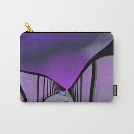 go violet -11- Carry-All Pouch