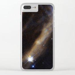 EZ Canis Majoris Clear iPhone Case
