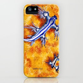 The Glaucus Buddies iPhone Case