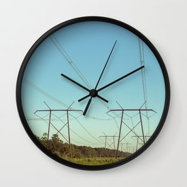 To Sustain Pt. 1 Wall Clock