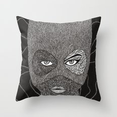 CATWOMAN Throw Pillow