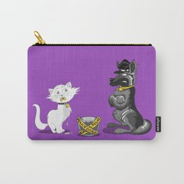 BUSTED! Carry-All Pouch