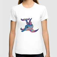dolphin T-shirts featuring dolphin by giol's