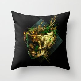 herbalist Throw Pillow