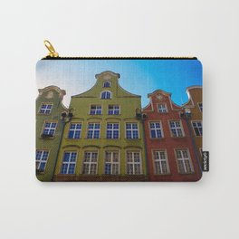 Gdansk Architecture Carry-All Pouch