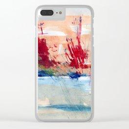 Copenhagen Clear iPhone Case