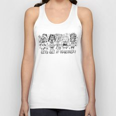 Let's get it together Unisex Tank Top