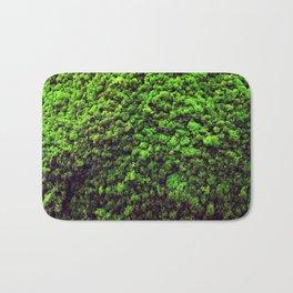 Dark Green Moss Bath Mat