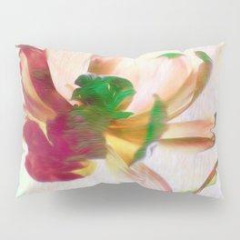 Dancing Tulip Pillow Sham