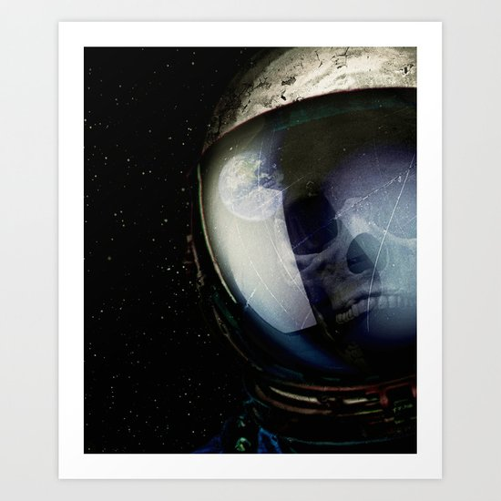 so close to home Art Print