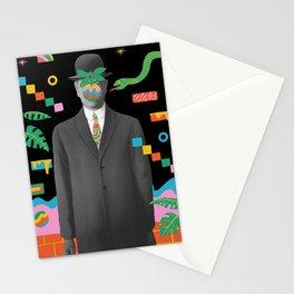 Meltdown of Man Stationery Cards