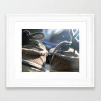 vans Framed Art Prints featuring Vans. by snapshoot17