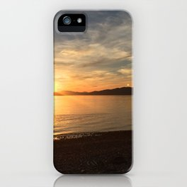 Ocean Calm VI iPhone Case