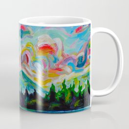 Okanagan Summer Coffee Mug