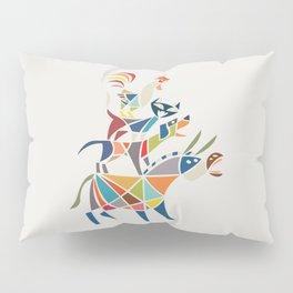 Bremen Town Musician  Pillow Sham