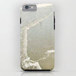 Fleeting moment iPhone Case