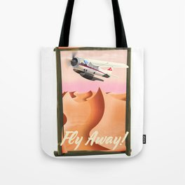 Fly Away! Tote Bag
