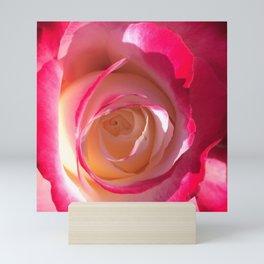 Eye Of The Rose Mini Art Print