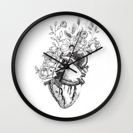 True Love Never Ends Wall Clock