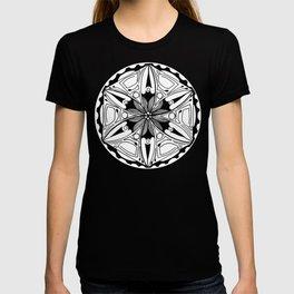 Black & White Sea and Surf T-shirt