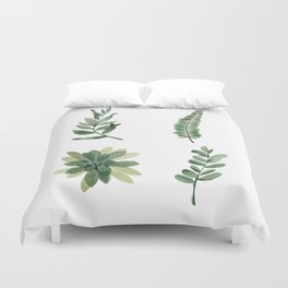 greenery Duvet Cover