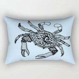 Crab Three Rectangular Pillow