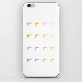 Guns iPhone Skin