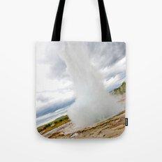 Geyser Tote Bag