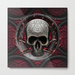 Ars Longa Vita Brevis Metal Print