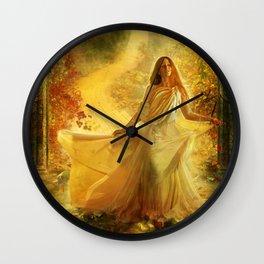 Into Dreams Wall Clock