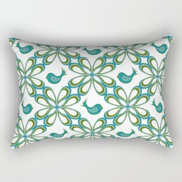 Birdie Rectangular Pillow