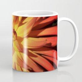 Afire Coffee Mug