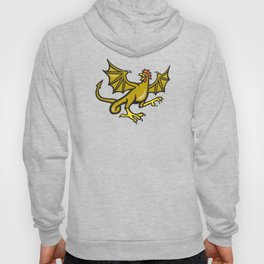 Chimera Attacking Side Cartoon Hoody