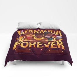 Women of Wakanda Comforters