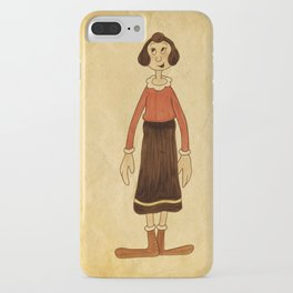 Olive Oyl iPhone Case