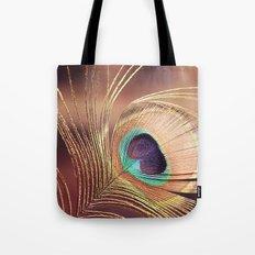 Metallic Tote Bag