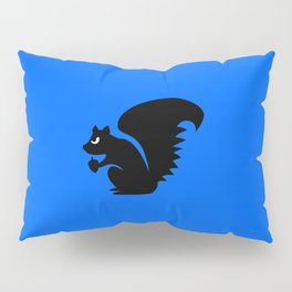 Angry Animals: Squirrel Pillow Sham