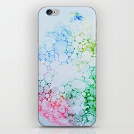 Dry Ice iPhone Skin