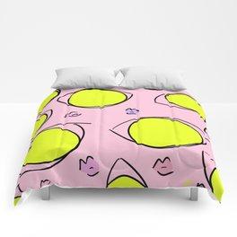where do you wanna go Comforters
