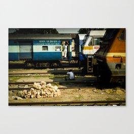 Drop Box  Canvas Print