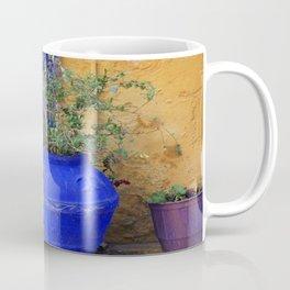 Three Flowerpots Coffee Mug