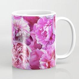 Lovely pink peonies Coffee Mug