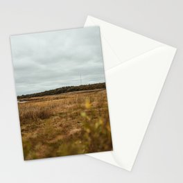 Gloomy Marshlands Stationery Cards